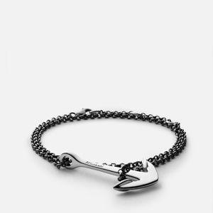 Miansai NWOT (M)Bracelet IN BLACK